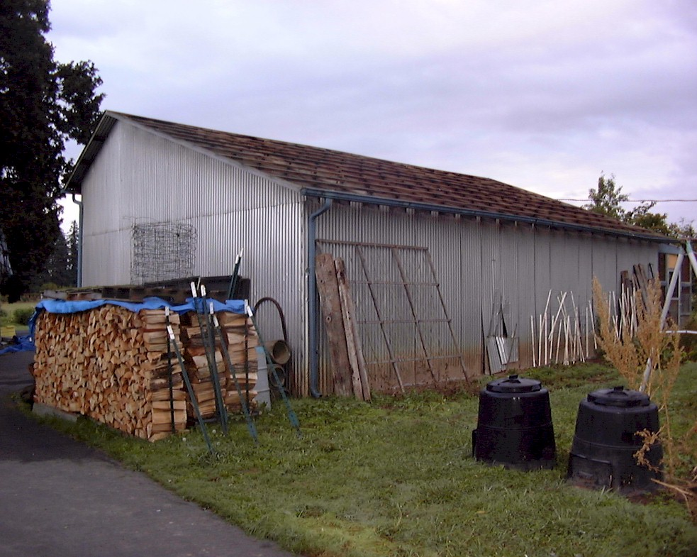 Outbuilding Repair And Maintenance Projects 2004